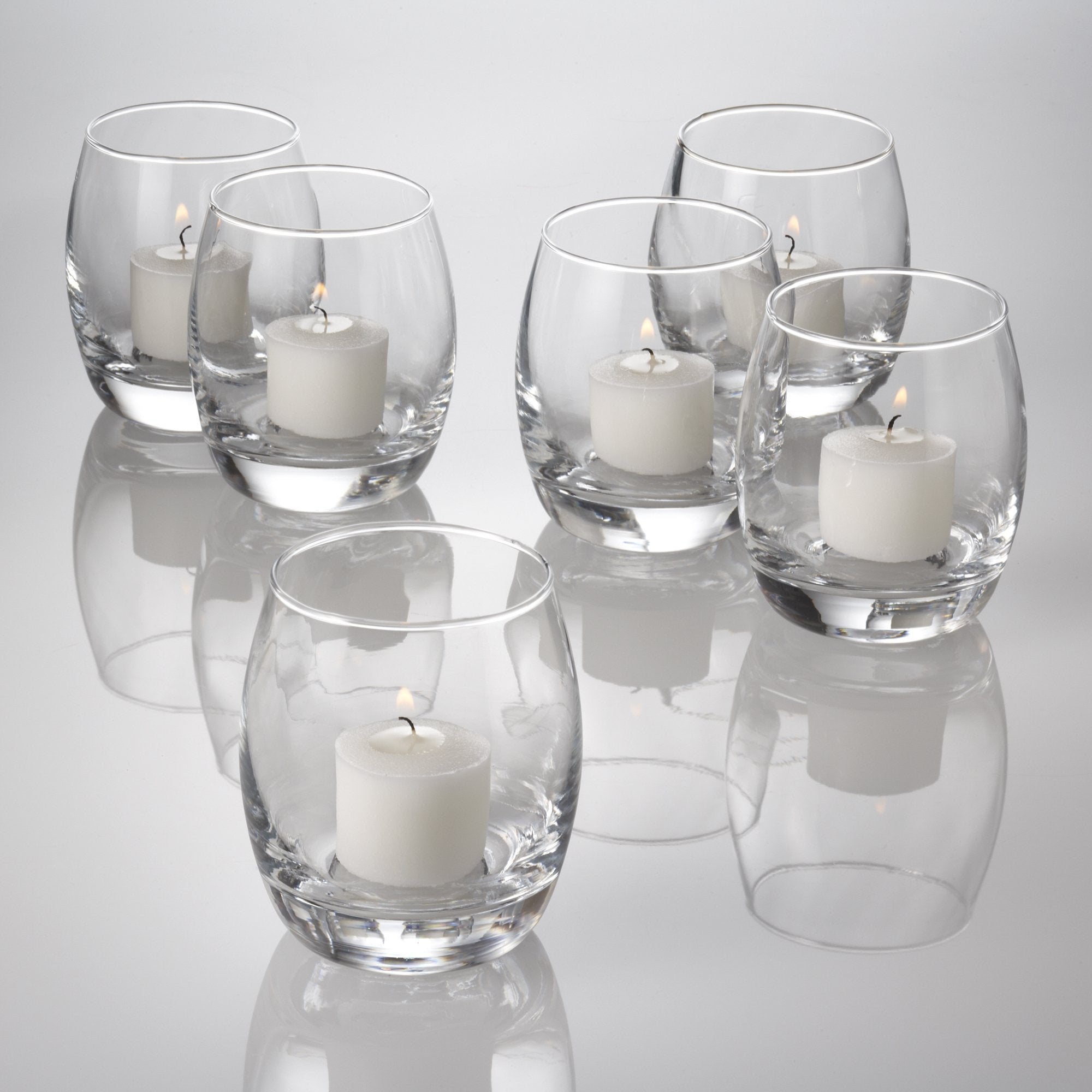 Votive Candle Holder Candle Holder Glass Holder Quick Candles