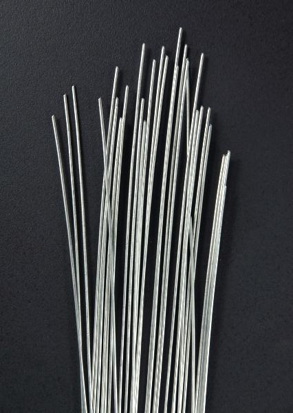 Floral Stem Wires, Bright, 20 Gauge (360 pieces)