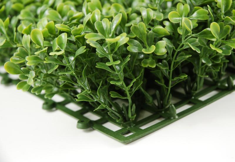 Artificial Boxwood Mat 10x10 Interlocking