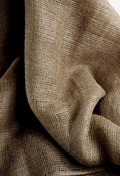 Open Weave Burlap Fabric 36 x 184-in
