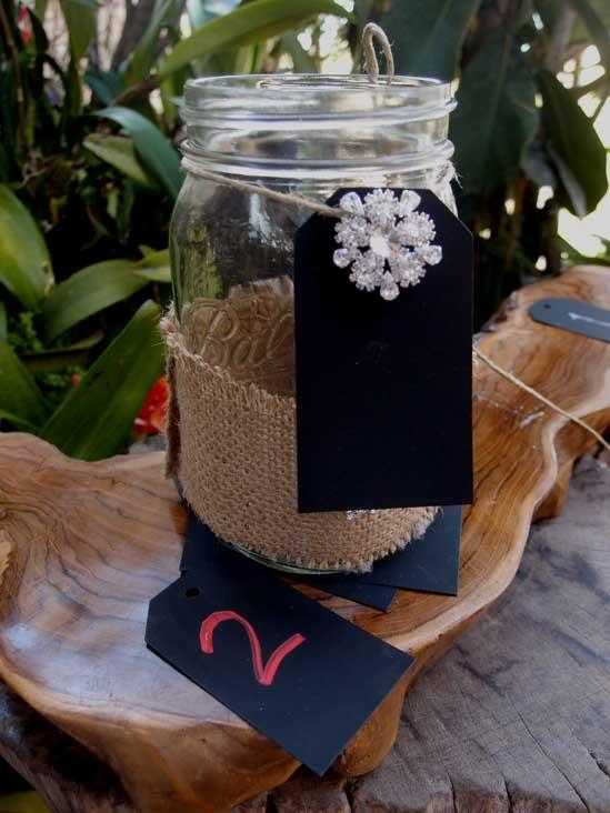 chalkboard tags with strings 10 tags