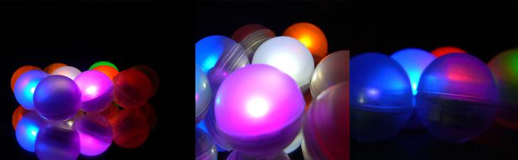 fairy berries 10 magical led lights 3 4 diameter purple case of 10
