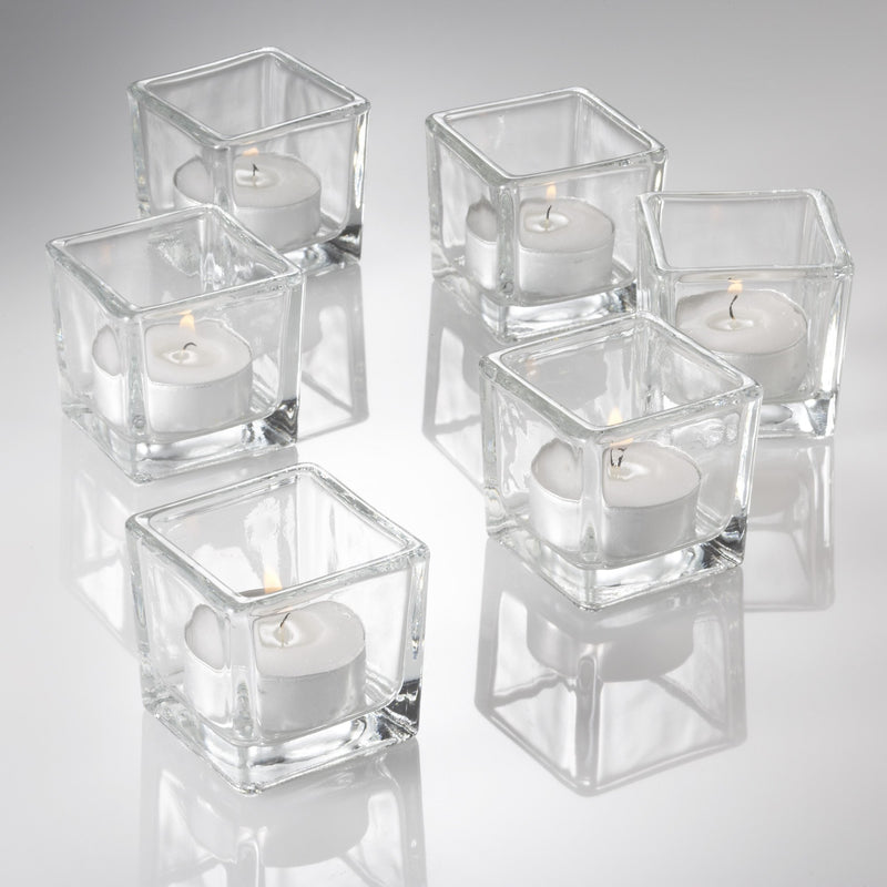 Eastland Square Tealight Candle Holder Set of 12
