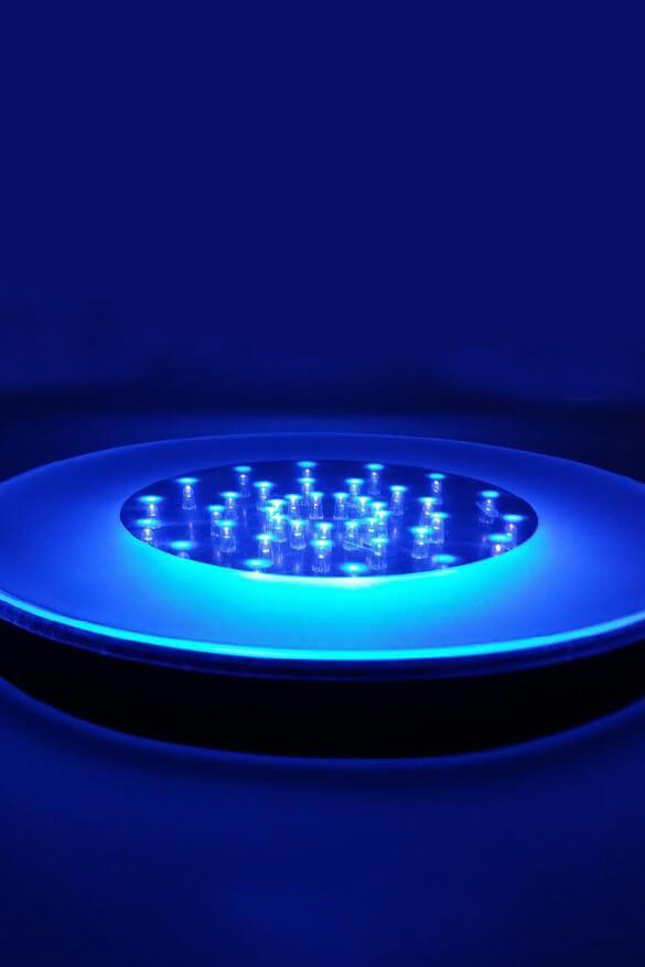 UV Light Base, Special Effects Lighting
