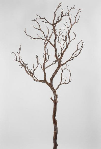 Artificial  Manzanita Tree Branch Brown 38.5in