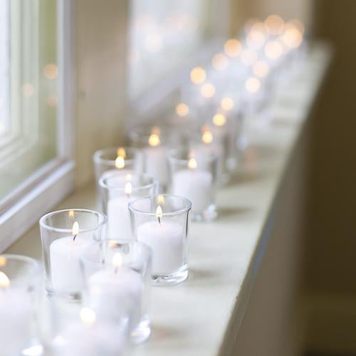 Votive Candle & Holder Sets