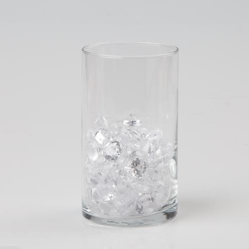 Eastland Acrylic Diamond Vase Filler Clear 1 Bag