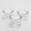 richland multi use tealight and taper holder clear set of 12