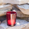 Eastland Votive Holder Red Set of 12