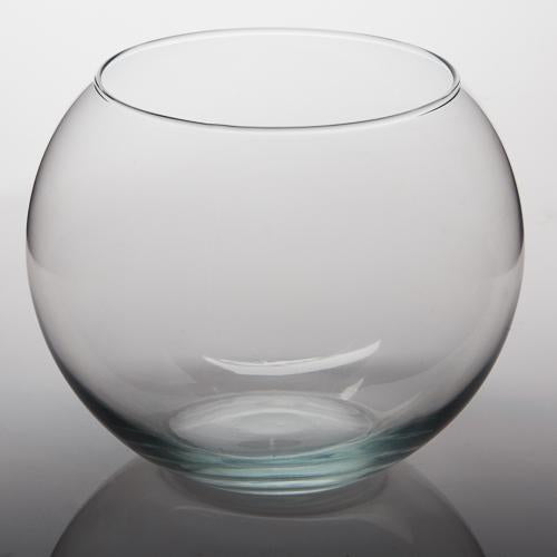 "Eastland Bubble Ball Vase 8"" Set of 4"