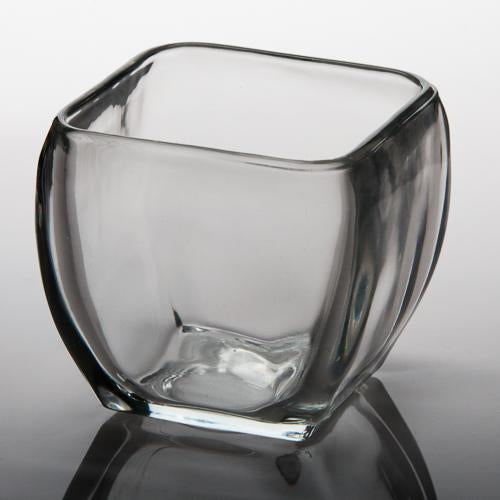 eastland tapered square candle holder 4