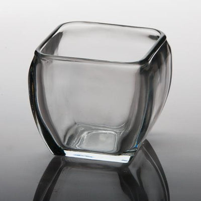 eastland tapered square candle holder 3