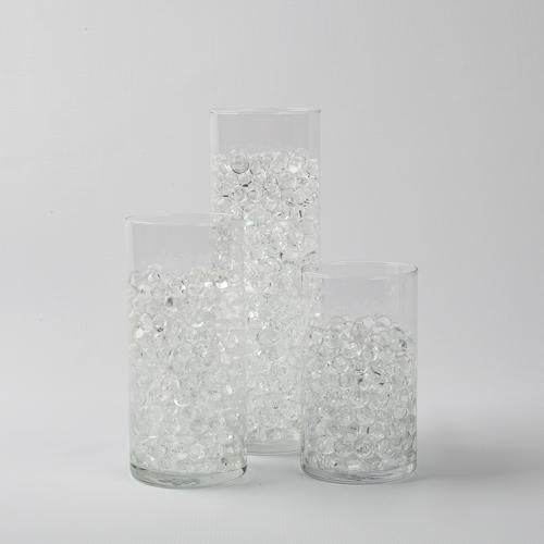 eastland clear water pearls vase fillers pack of 12