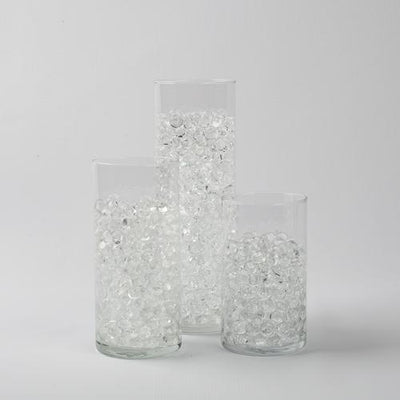 eastland clear water pearls vase fillers pack of 36