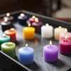 Set of 144 Assorted 10 Hour Scented Richland Votive Candles