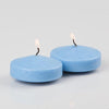 "Richland Floating Candles 3"" Light Blue Set of 12"