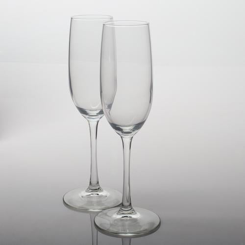 Eastland Flute Champagne Glasses Set of 4