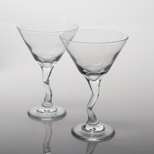 Eastland Z Martini Glasses Set of 4
