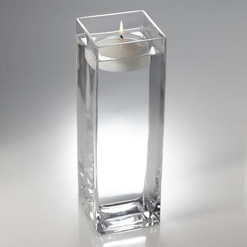 Eastland Square Floating Candle Holder 12""