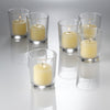 eastland grande votive candle holder set of 288