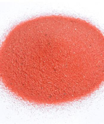 sparkle sand coral orange 2 lbs 3 cups