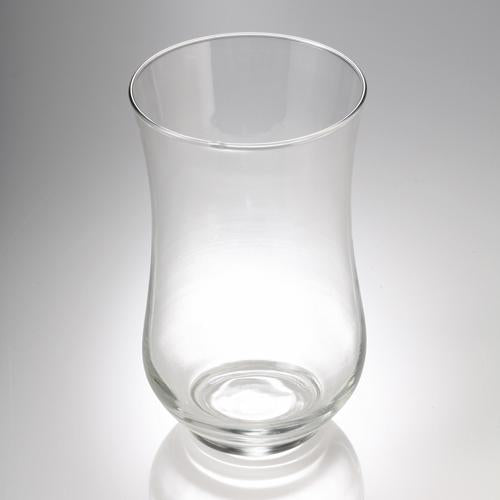 "Eastland Adena Hurricane Vase 9"" Set of 4"