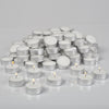 Richland Tealight Candles White Unscented Set of 500