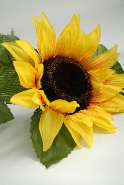 Sunflower Garland Silk 6ft