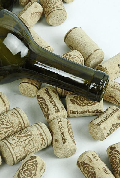 decorative wine corks panacea 30 pieces