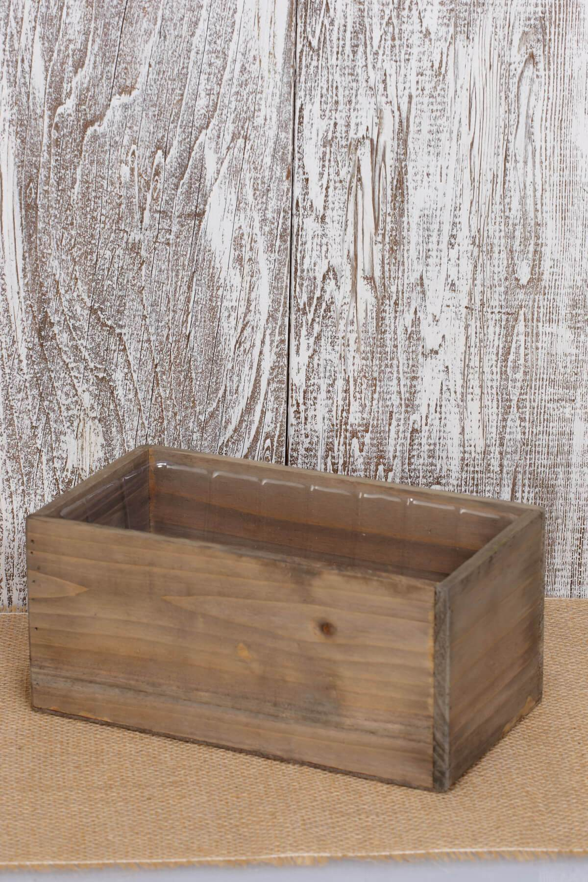 planter box wood 10x5