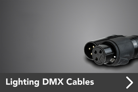 Lighting DMX Cables