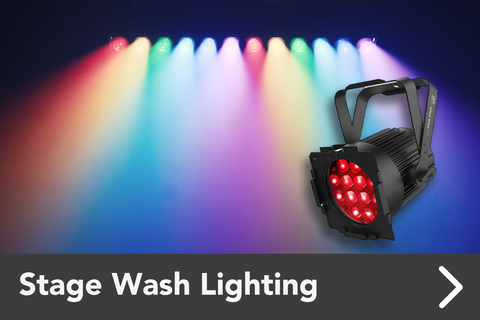 Stage Wash Lighting