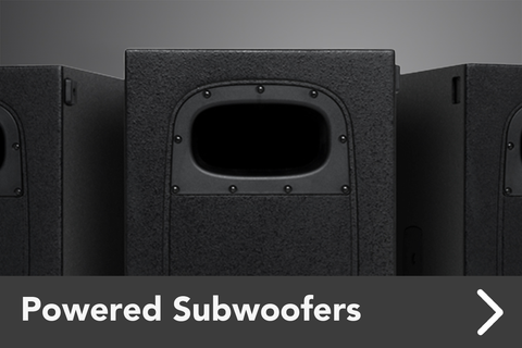 Powered Subwoofers