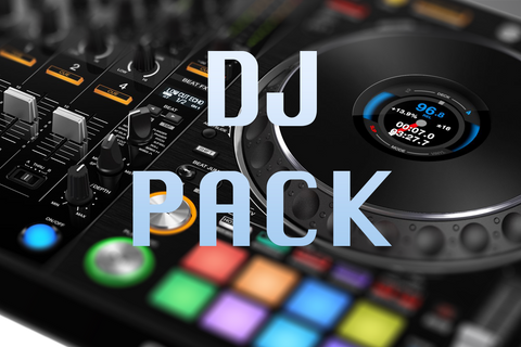 DJ Packs