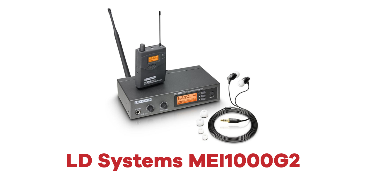 LD Systems ME11000G2