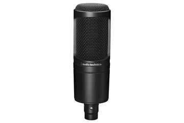 Audio Technica AT2020 Side-address Condenser Microphone