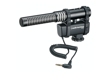 Audio Technica AT8024 Camera Microphone