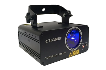 CR Laser Compact Blue Laser with DMX and Remote