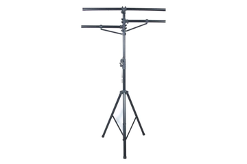 DL Tripod Light Stand with T-bar and Side Arms