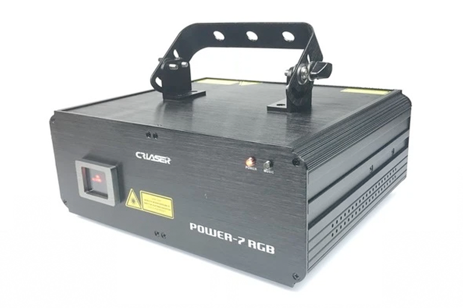 CR Laser Power 7 RGB Laser