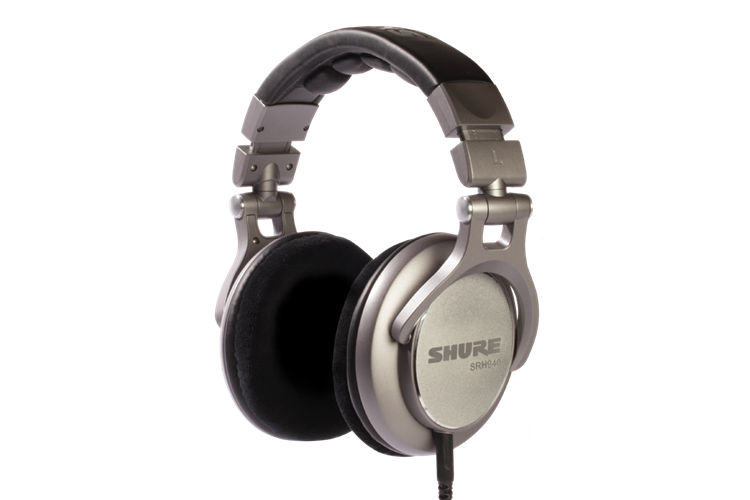 SRH940 Shure Professional Reference Headphone