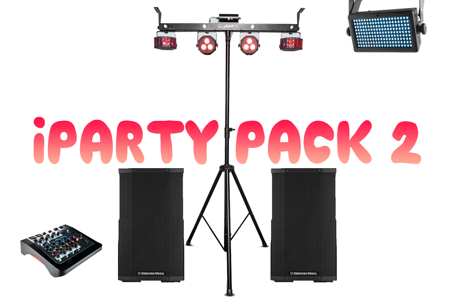iParty Pack 2