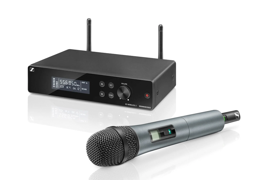 Sennheiser XSW 2-865 Wireless Microphone