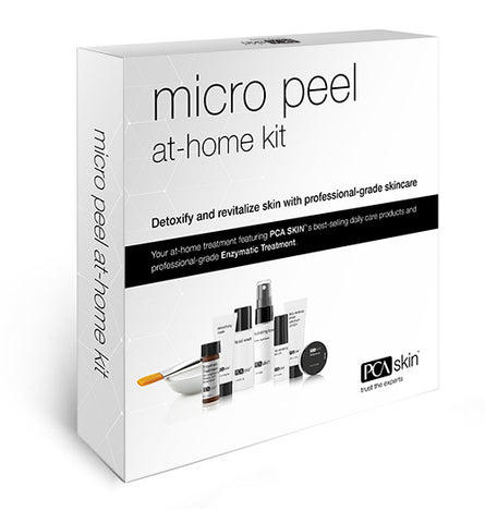 Micro-Peel At Home Kit