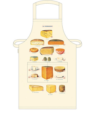 Vintage Cheese Apron
