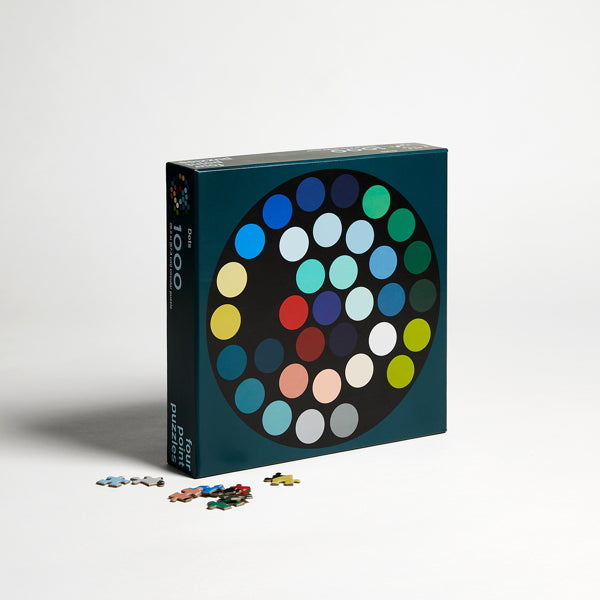 """Dots"" 1,00 piece jigsaw puzzle"