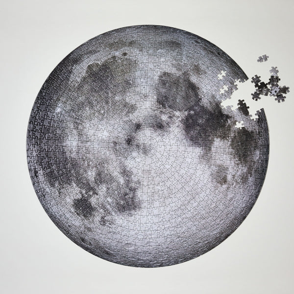 """Moon"" 1,000 piece jigsaw puzzle"