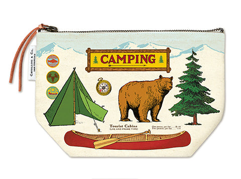 Camping Zippered Pouch