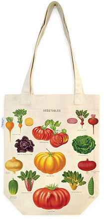 Vegetable Garden Tote Bag