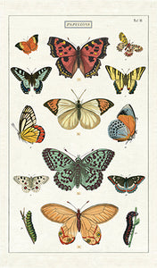 Butterflies Tea Towel